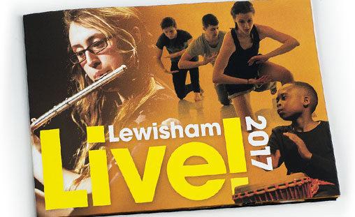 Oskar Design – Lewisham Live 2017