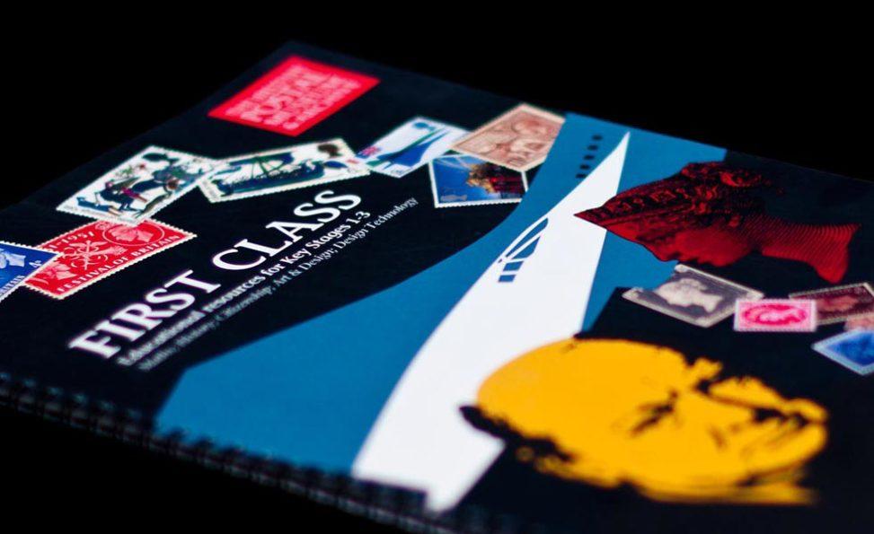 Oskar Design – British Postal Museum, First Class