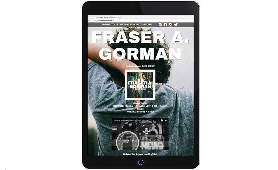Oskar Design – Fraser A. Gorman
