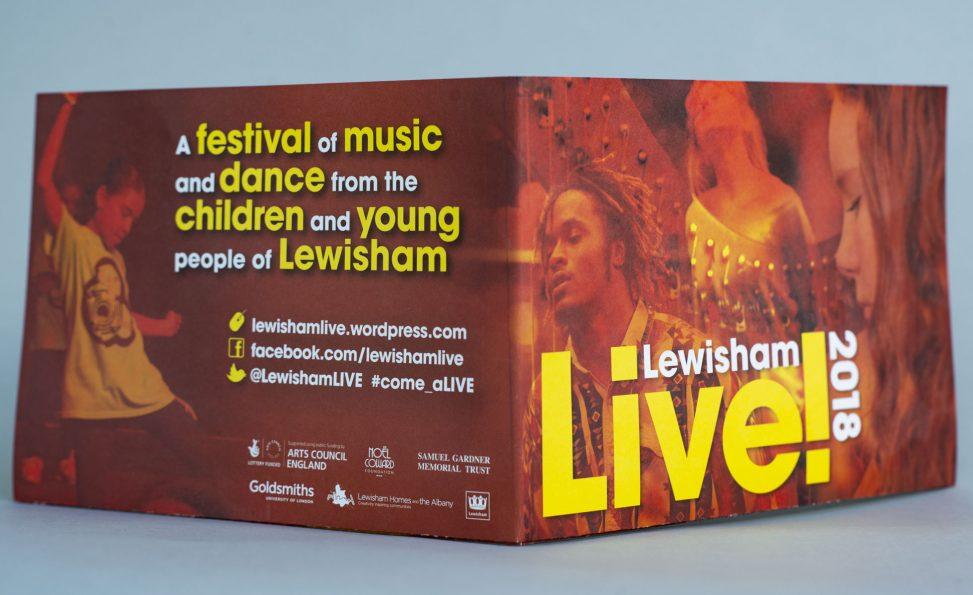 Oskar Design – Lewisham Live
