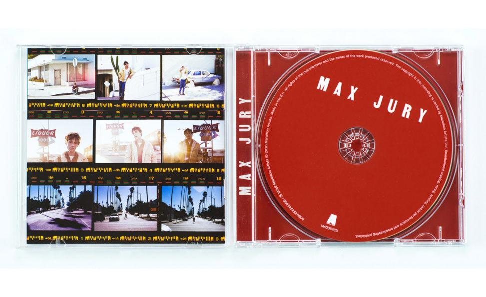 Max Jury - Oskar Design
