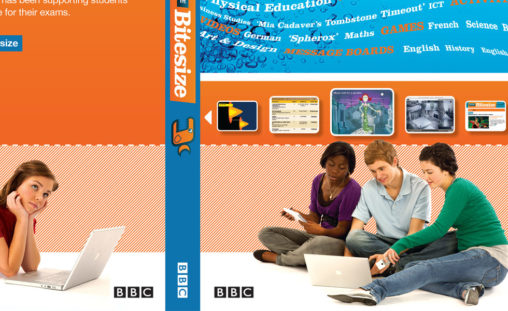 BBC Bitesize video packaging