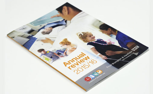 Royal Brompton and Harefiled NHS Trust Annual Report
