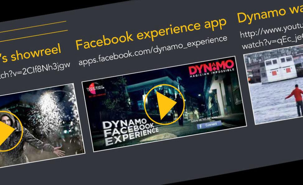 Oskar Design – Dynamo