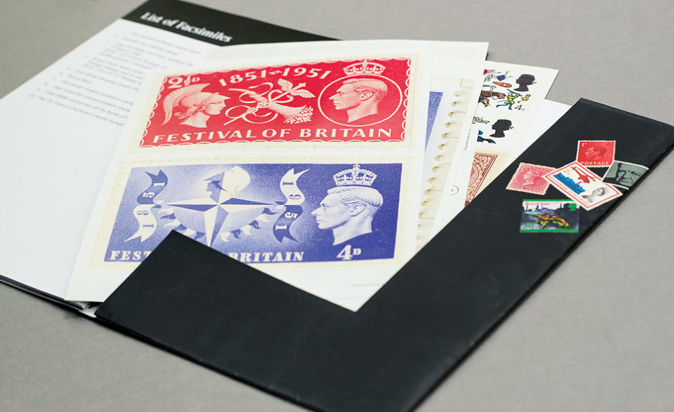 Oskar Design – British Postal Museum, First Class