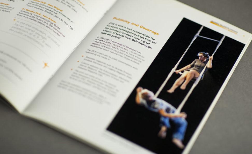 Oskar Design – Crying Out Loud brochure