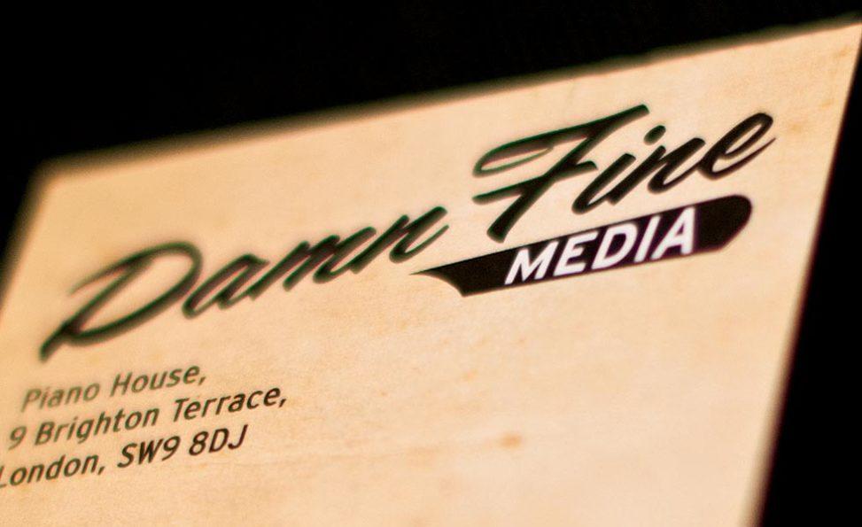 Oskar Design – Damn Fine Media branding