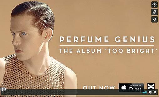 Oskar Design – Perfume Genius