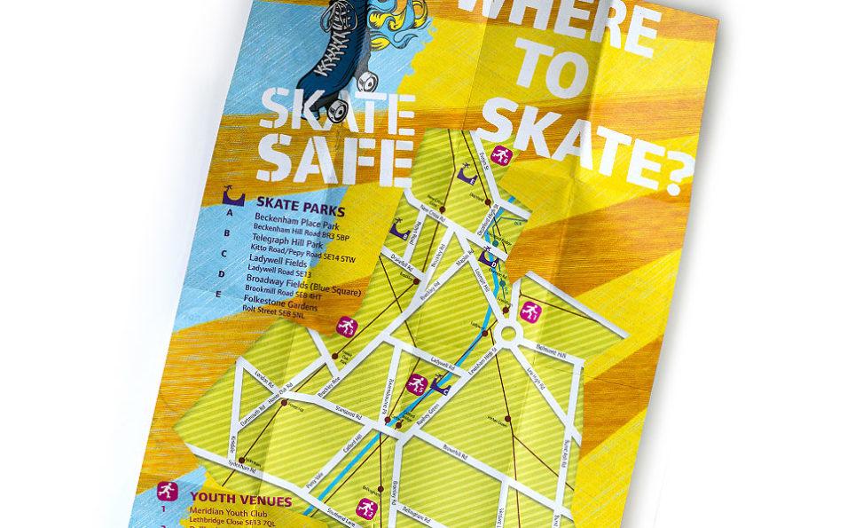Oskar Design – Skate Safe