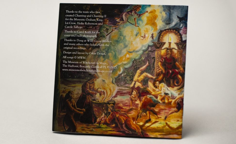 Oskar Design – Museum of Witchraft and Magic